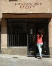 Residencia Universitaria Carlos V Salamanca